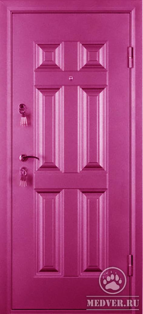 Из каких материалов делают входные двери для частного дома