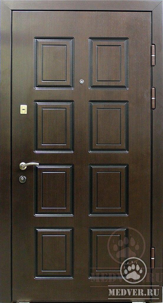 Как обеспечить безопасность металлических входных дверей