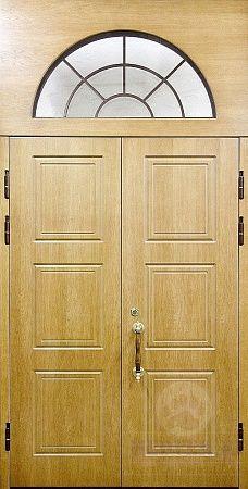 Детали конструкции надежных входных дверей: ребра жесткости, петли, замки