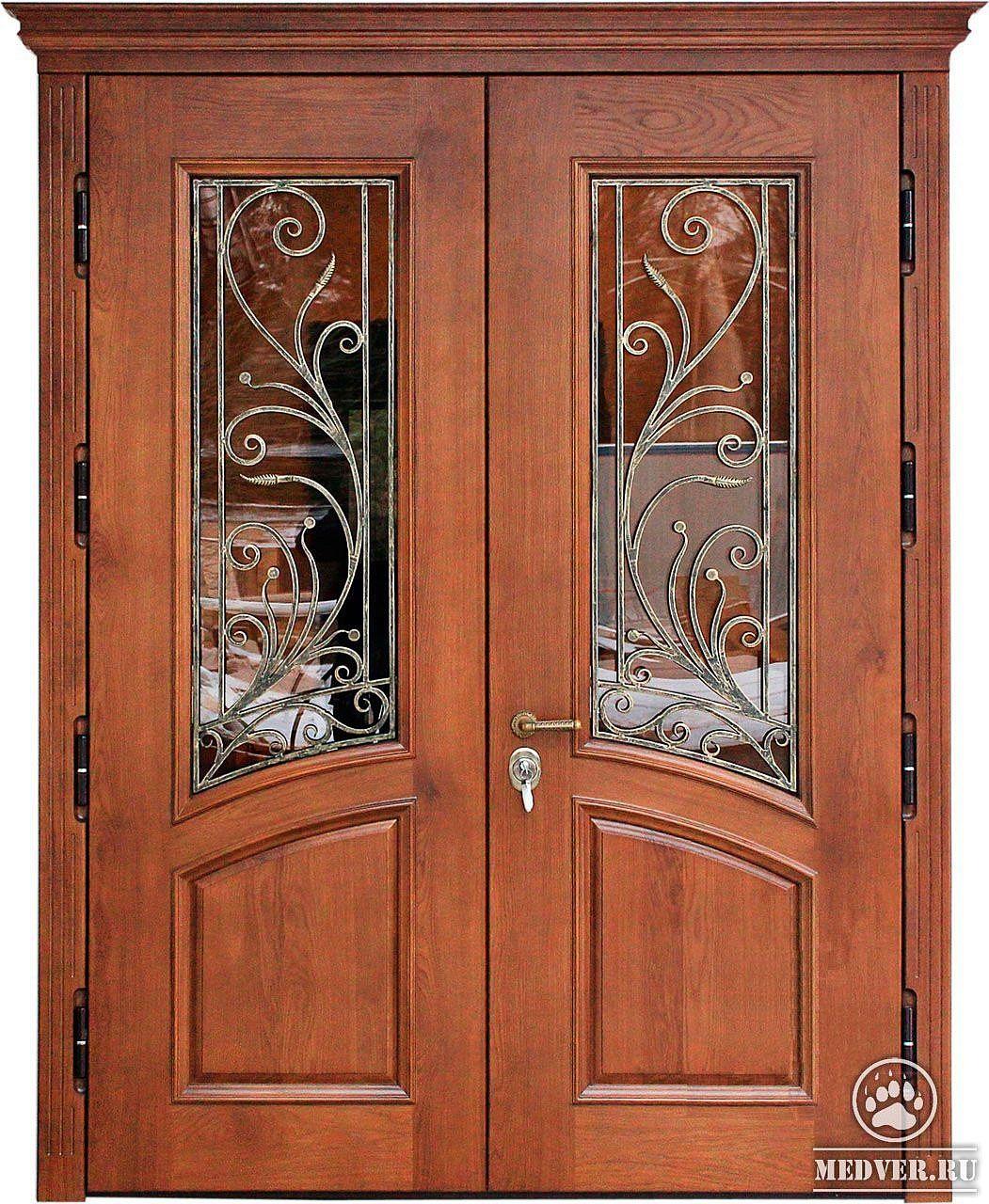 Как монтировать входные двери